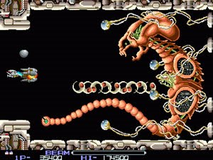 Image result for r-type boss one