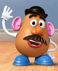 Image result for mr. potato head
